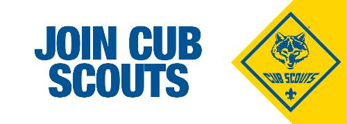Join Cub Scouts Logo